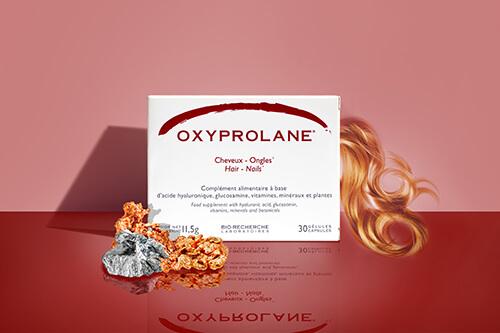 Boîte Oxyprolane Cheveux et Ongles Labotaroires Biorecherche