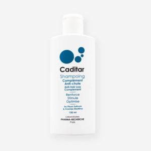 Caditar shampoing complément anti-chute - Laboratoires Biorecherche